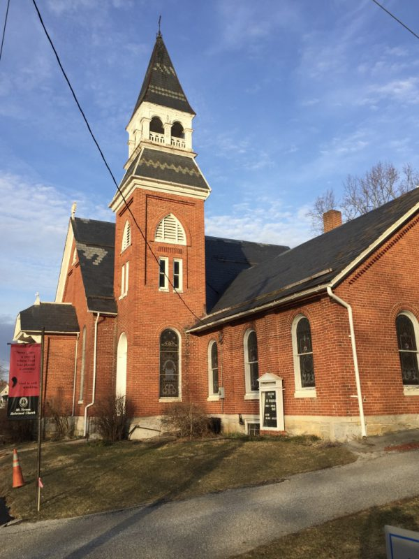 Mount Vernon United Church of Christ
